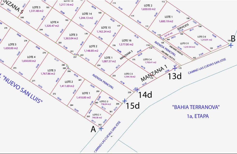 Lotes Terranova Residential II-8