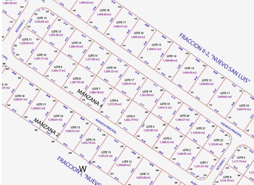 Lotes Terranova Residential II-11