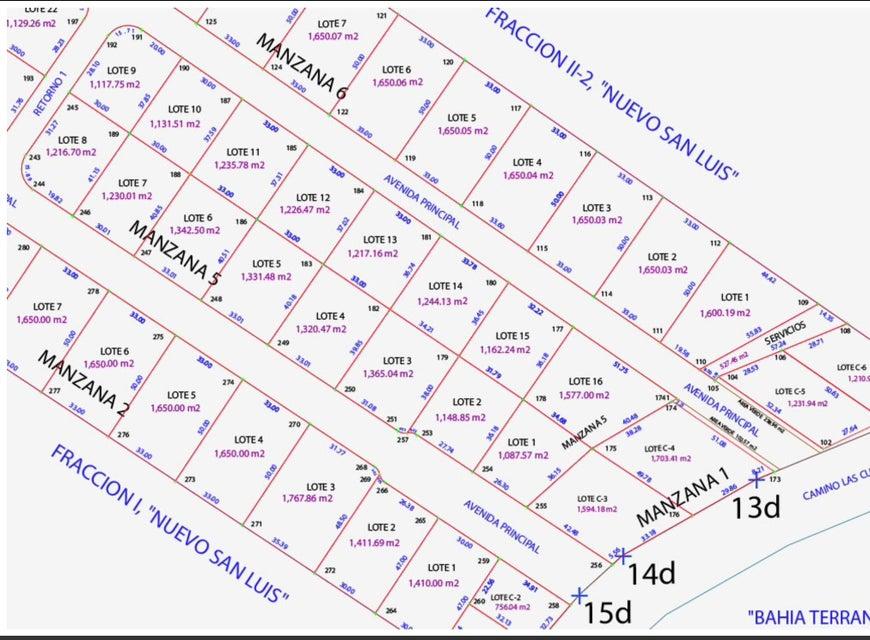 Lotes Terranova Residential II-12