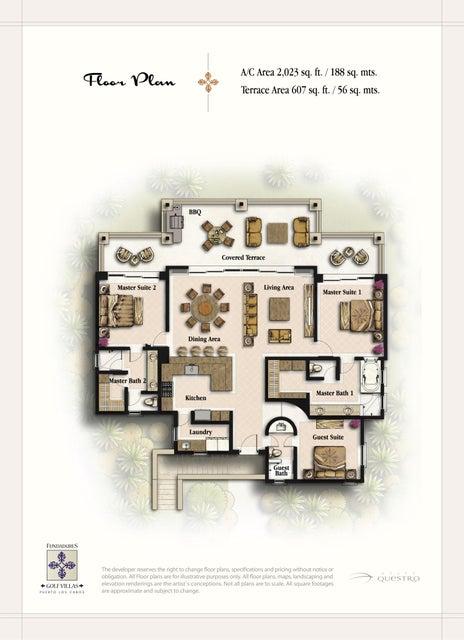 Fundadores Villa B2-17