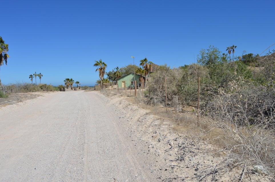 Cerca de Cabo Pulmo, Mz1 A, #8-7