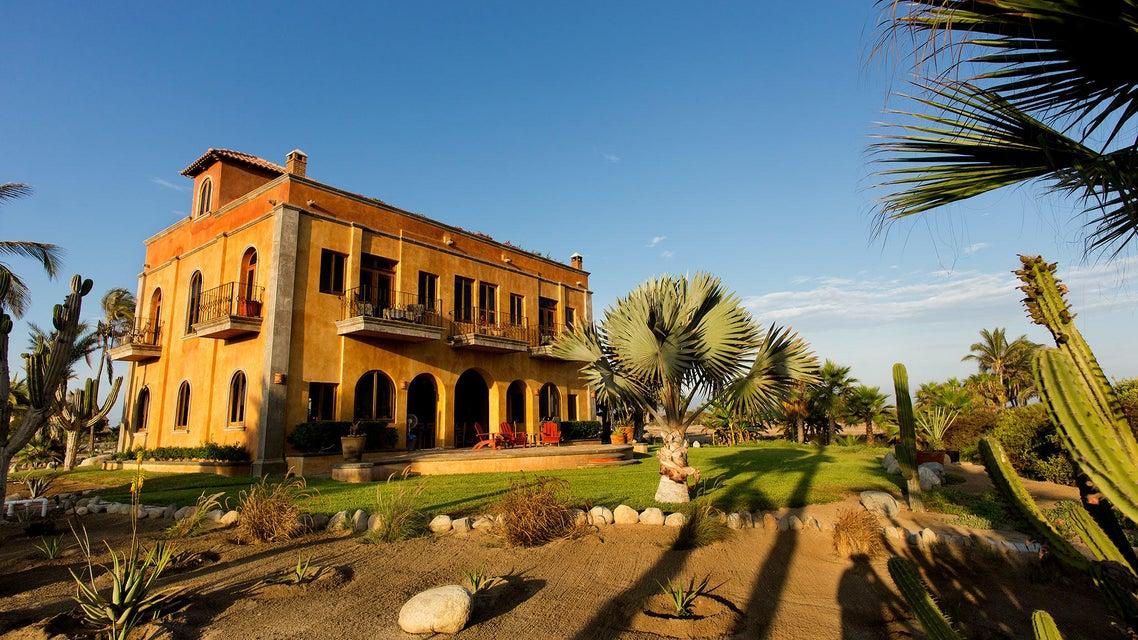 La Pastora Oceanfront Estate-6