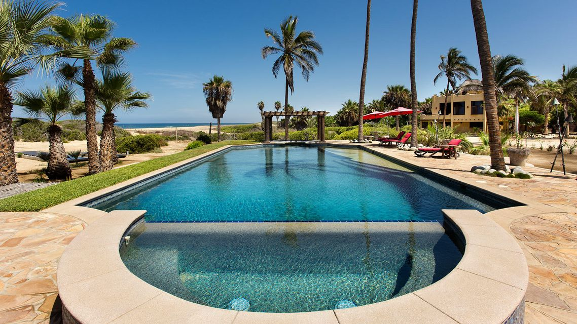 La Pastora Oceanfront Estate-61
