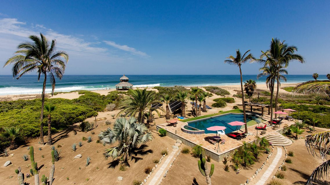 La Pastora Oceanfront Estate-62