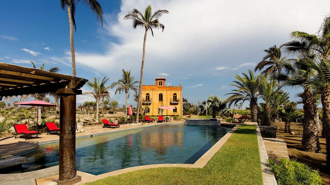 La Pastora Oceanfront Estate-57