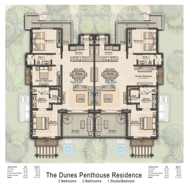 The Dunes Penthouse Residence-1