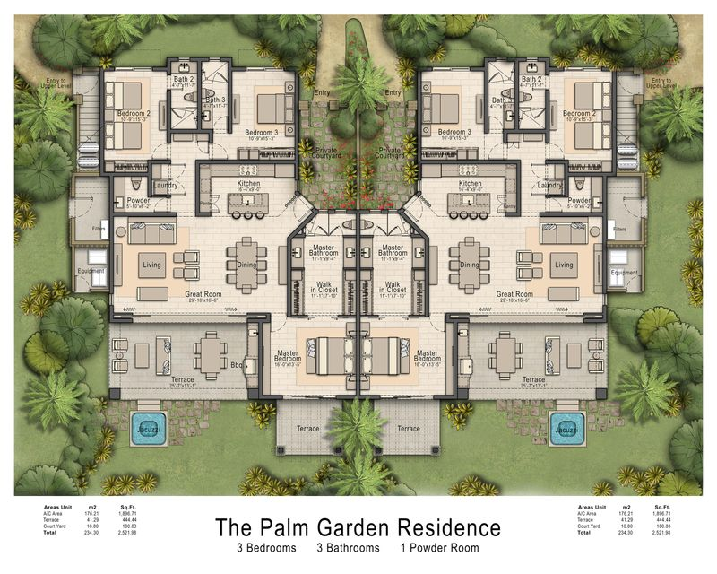 The Palm Garden Residence-1