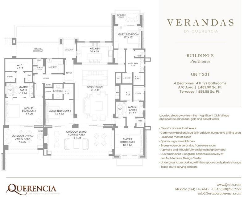 Verandas PH-B301-6
