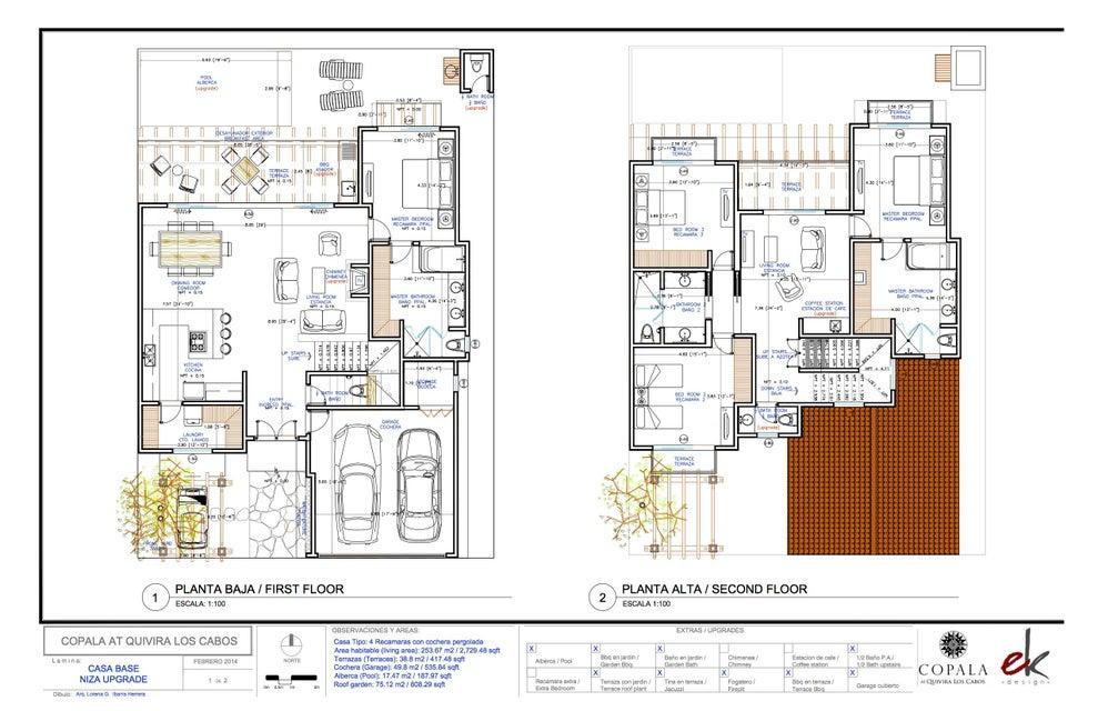 Niza 4 bed residence Quivira-4