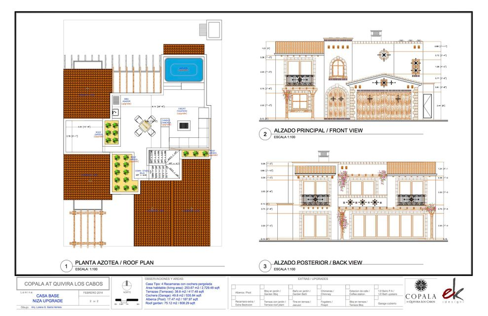 Niza 4 bed residence Quivira-5