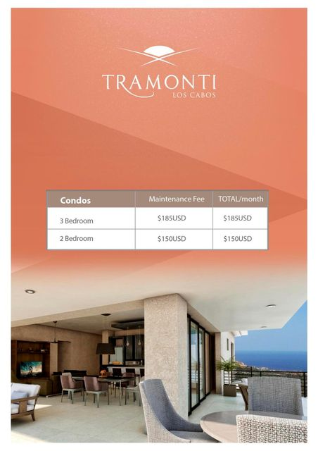 Tramonti 2 bedroom-15