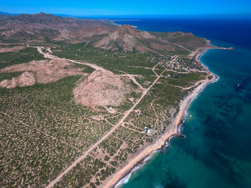 Cabo Pulmo Beachfront parcel-12