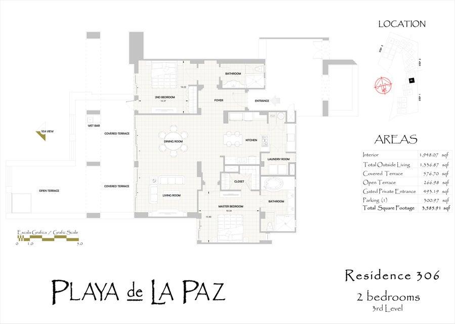 Playa de La Paz 306-17