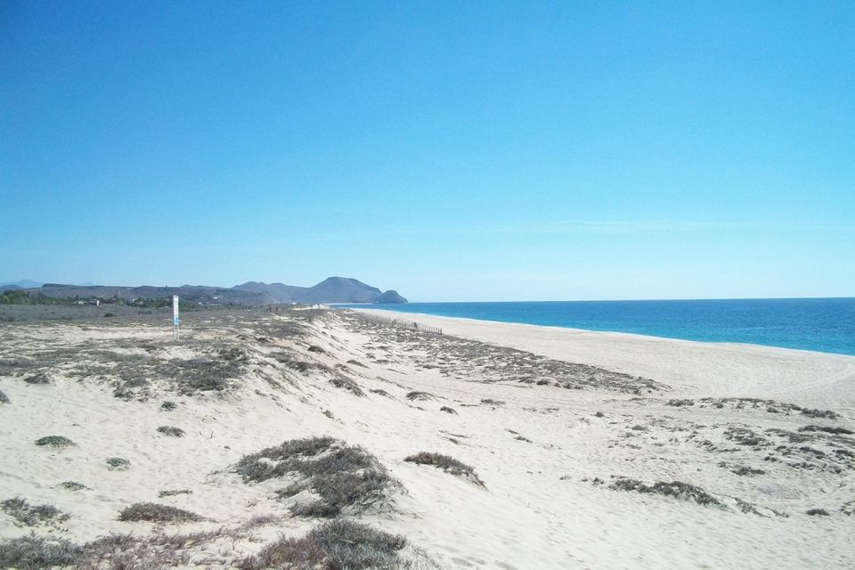 Todos Santos Beachfront Lot-1