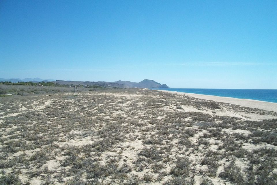 Todos Santos Beachfront Lot-6