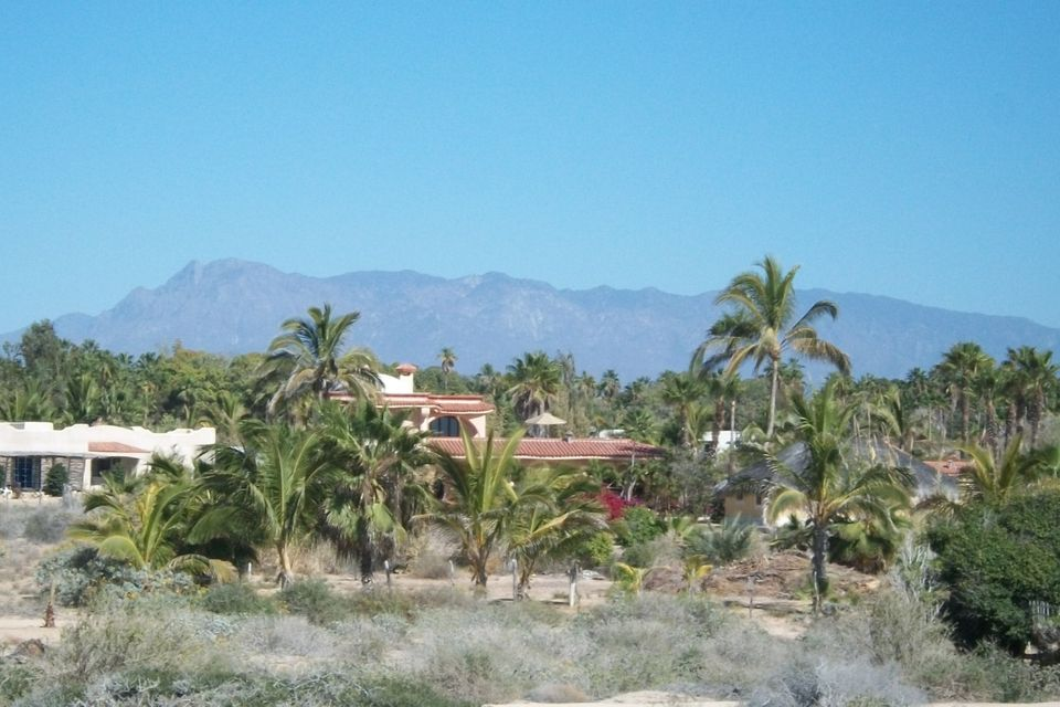Todos Santos Beachfront Lot-7