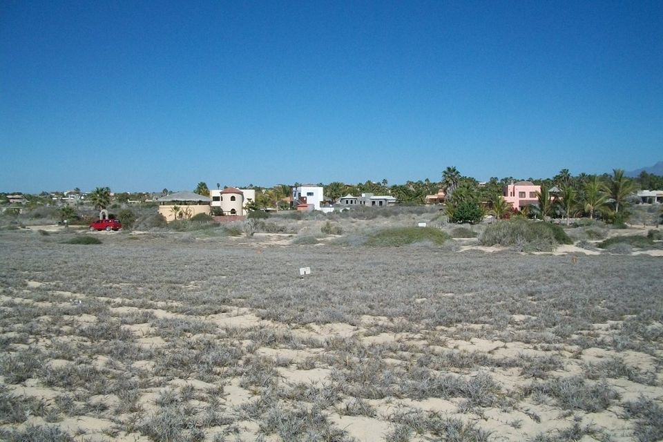 Todos Santos Beachfront Lot-8