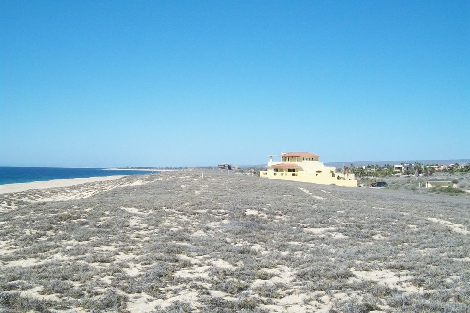Todos Santos Beachfront Lot-10