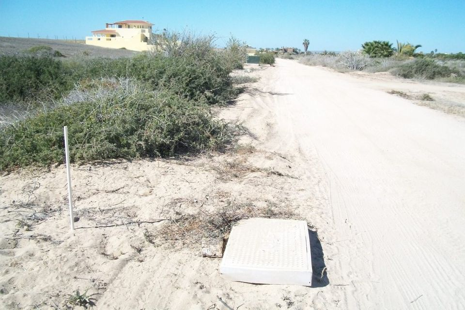 Todos Santos Beachfront Lot-14