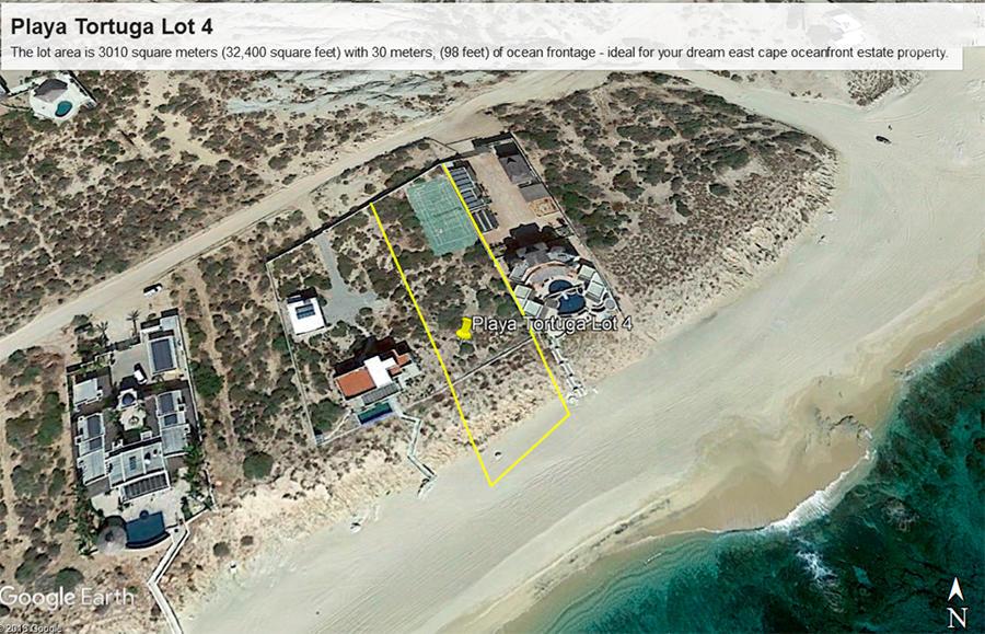 Playa Tortuga Lot 4-14