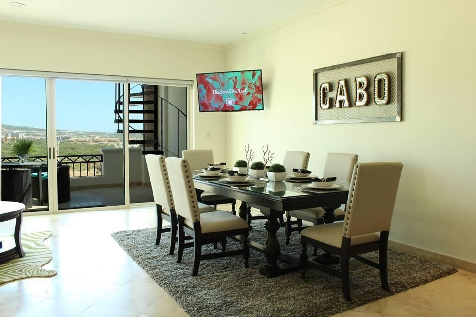 Penthouse Puerta Cabos Village-6