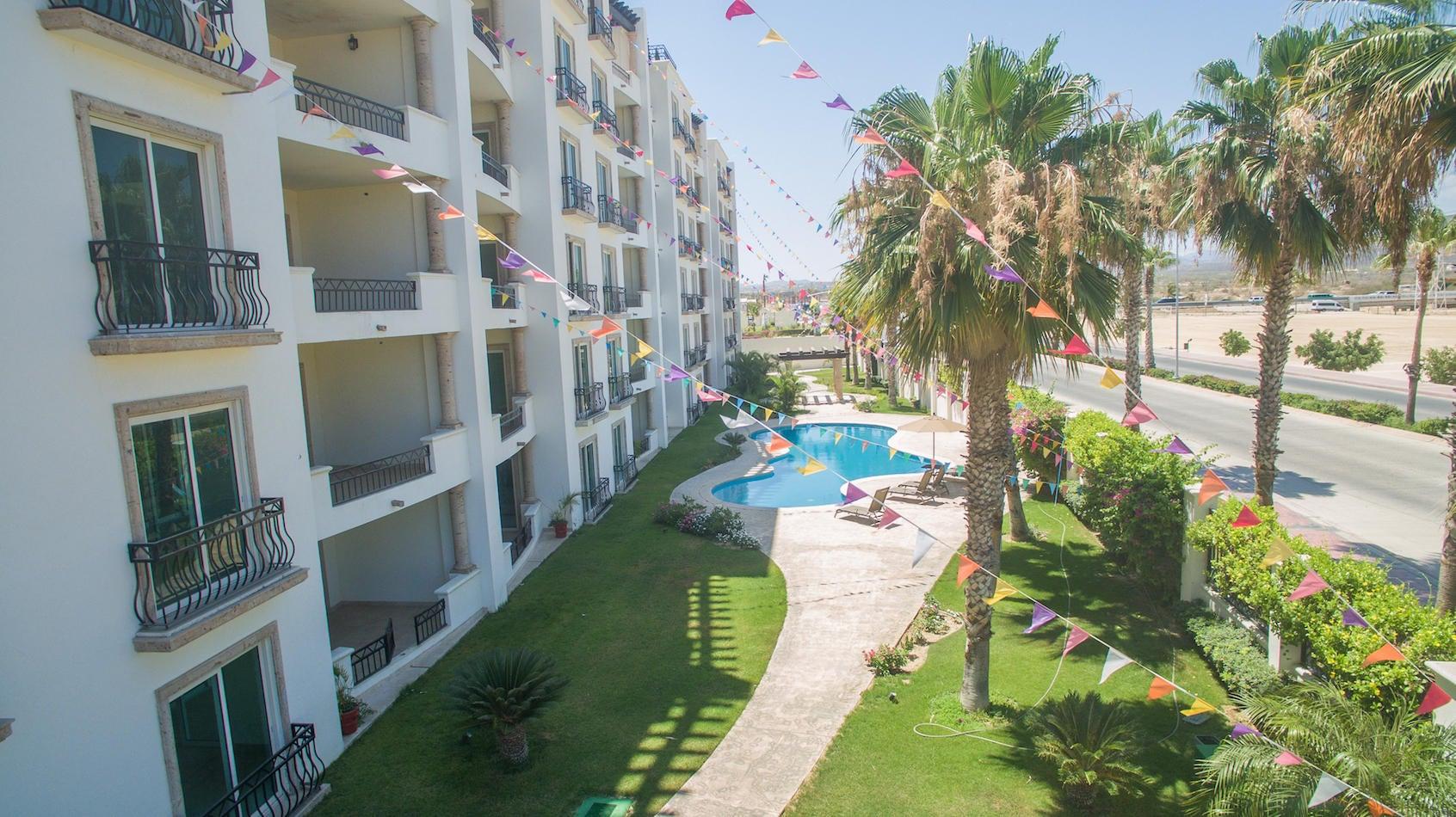 Puerta Cabos Village Level 4-12