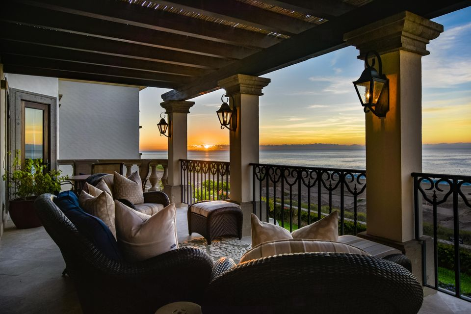 Ocean Front Villa Canario-6