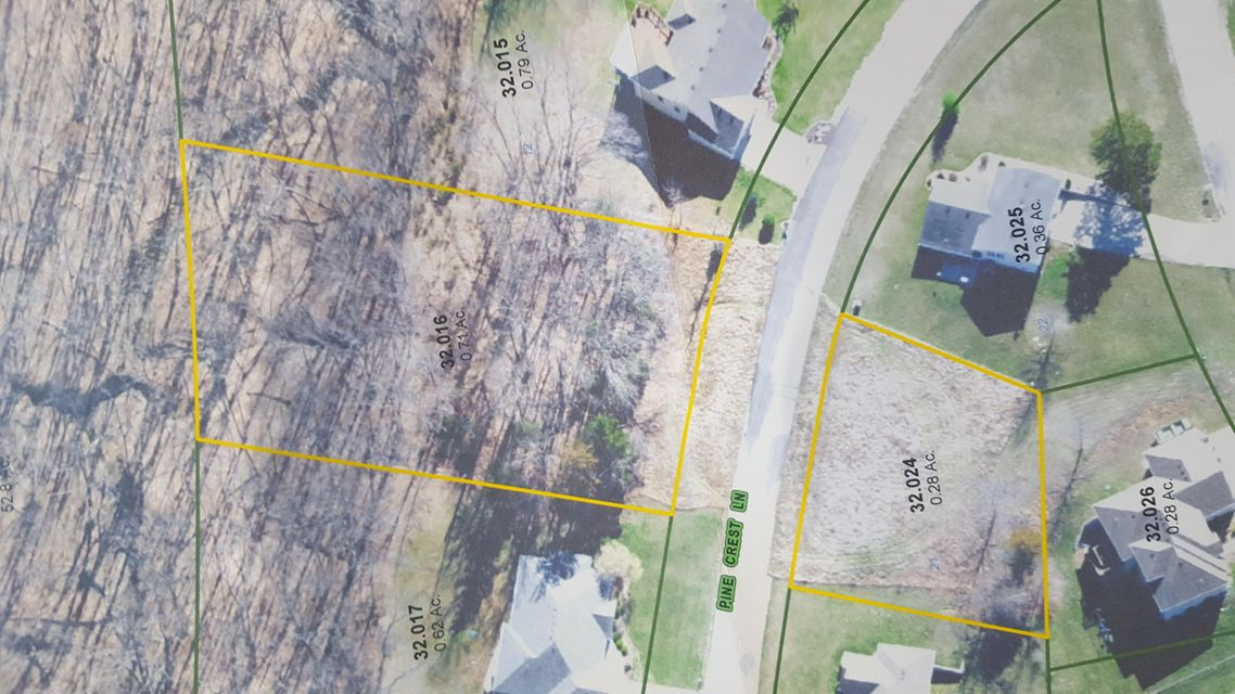 LOT 13 & 21 PINECREST, NEW BLOOMFIELD, MO 65063