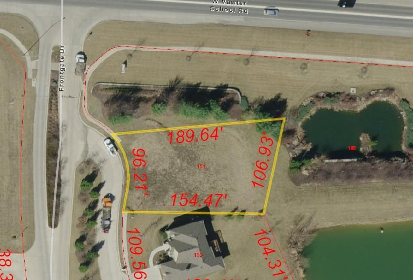 LOT 401 FRONTGATE DR, COLUMBIA, MO 65203