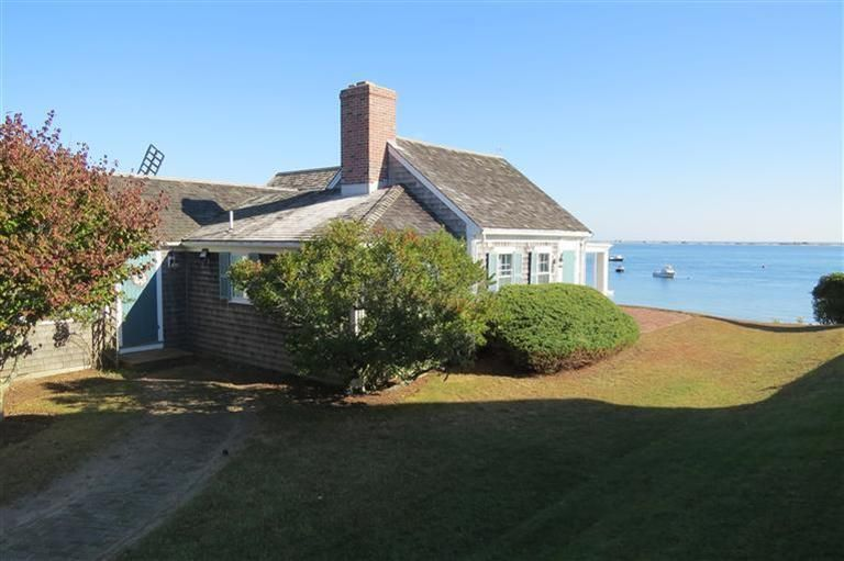 Chatham Real Estate - Cape Cod Waterfront , 154 Shore Road, Chatham, MA   Listed at $2,600,000