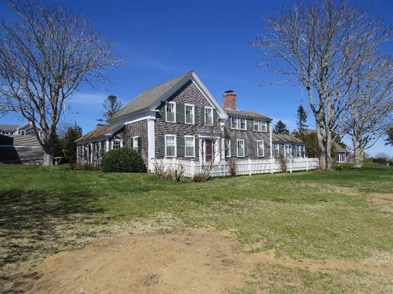 North Chatham Real Estate - Cape Cod Antique Waterview , 119  Scatteree Road, North Chatham, MA   Listed at $4,405,000