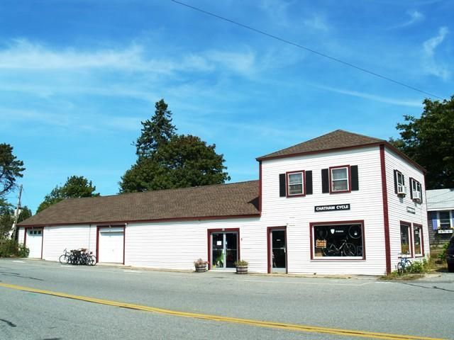 Chatham Real Estate - Cape Cod Antique , 193 Depot Road, Chatham, MA   Listed at $575,000