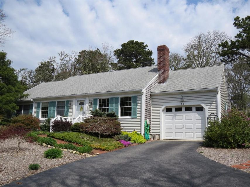 Chatham Real Estate - Cape Cod , 36 Heatherwood Lane, Chatham, MA   Listed at $457,500