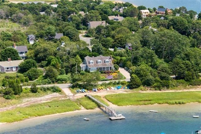 Chatham Real Estate - Cape Cod Waterview , 695 Fox Hill Road, Chatham, MA   Listed at $1,950,000