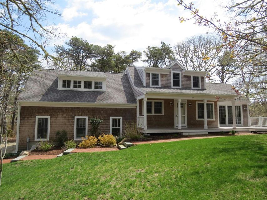 Chatham Real Estate - Cape Cod  for Sale 87 Mooncussers Lane, Chatham Listed at $995,000