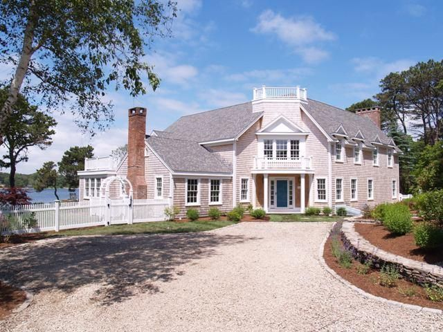 Chatham Real Estate - Cape Cod Waterfront , 840 Fox Hill Road, Chatham, MA   Listed at $4,500,000