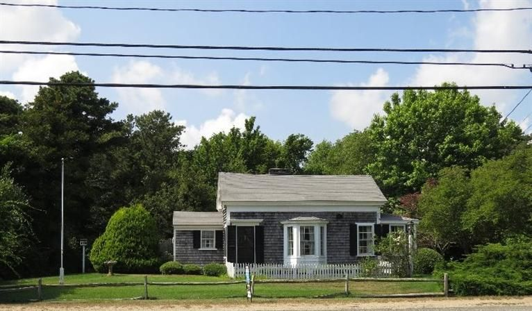 Harwich Real Estate - Cape Cod Antique , 1032 Queen Anne Road, Harwich, MA   Listed at $265,000