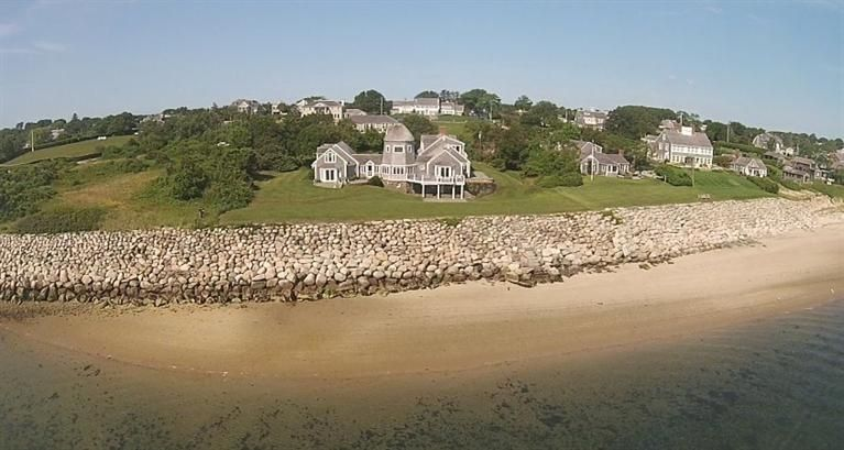 Chatham Real Estate - Cape Cod Antique Waterfront , 66 Briggs Way, Chatham, MA   Listed at $7,900,000