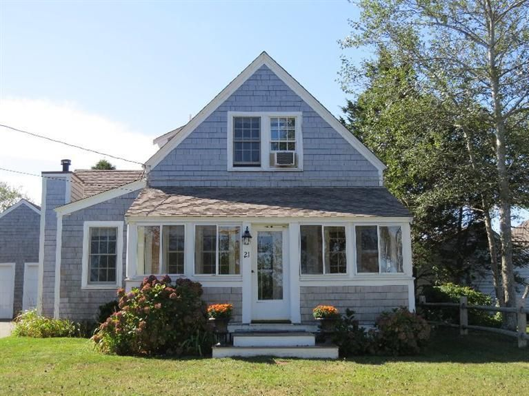 Chatham Real Estate - Cape Cod Antique Waterview , 21 Hammond Lane, Chatham, MA   Listed at $1,095,000