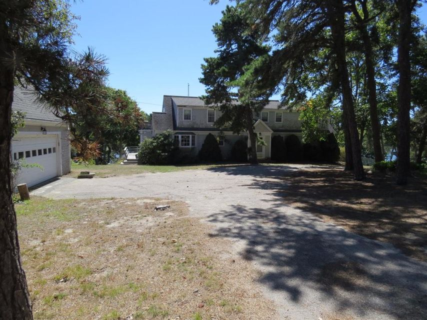 North Chatham Real Estate - Cape Cod Waterfront , 147 Woodland Way, North Chatham, MA   Listed at $2,350,000