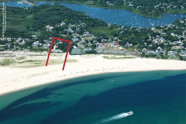 Chatham Real Estate - Cape Cod Waterfront , 27  Morris Island Road, Chatham, MA   Listed at $3,700,000