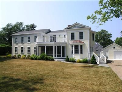 North Chatham Real Estate - Cape Cod Antique , 7 Old Harbor Lane, North Chatham, MA   Listed at $1,525,000