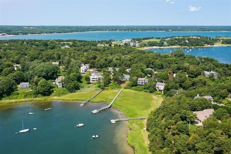 Chatham Real Estate - Cape Cod Waterfront , 21  Captains Cove Lane, Chatham, MA   Listed at $1,799,000