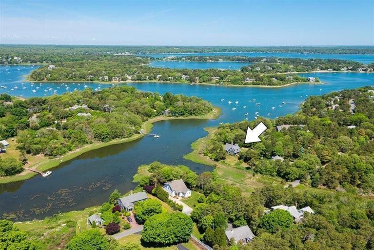 North Chatham Real Estate - Cape Cod Waterfront , 73 Rowland Drive, North Chatham, MA   Listed at $1,299,000