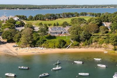 North Chatham Real Estate - Cape Cod Waterfront , 344 Fox Hill Road, North Chatham, MA   Listed at $3,950,000
