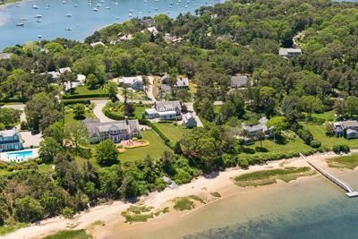 Chatham Real Estate - Cape Cod Waterfront , 247 Seapine Road, Chatham, MA   Listed at $2,650,000