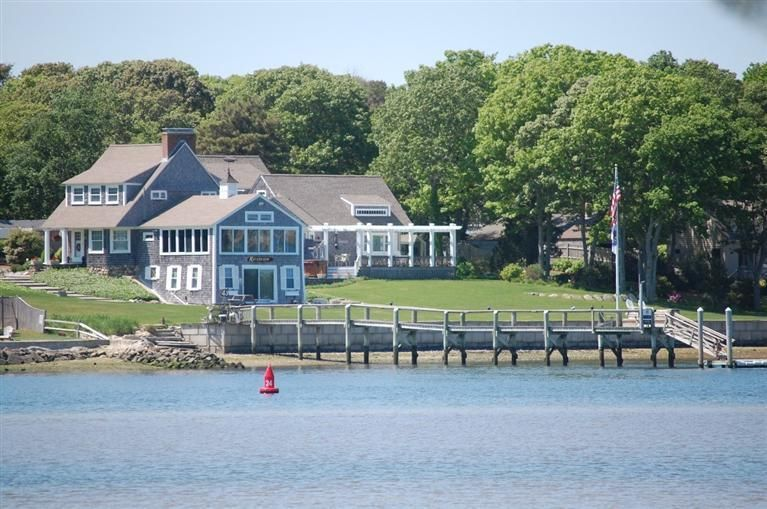 South Yarmouth Real Estate - Cape Cod Antique Waterfront , 45 Seth Lane, South Yarmouth, MA   Listed at $1,900,000
