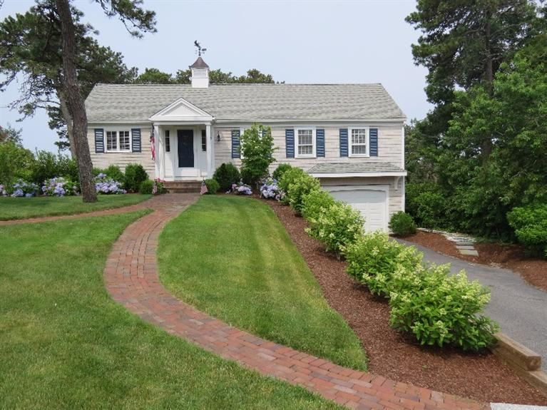 North Chatham Real Estate - Cape Cod Waterfront , 151 Landing Lane, North Chatham, MA   Listed at $1,495,000
