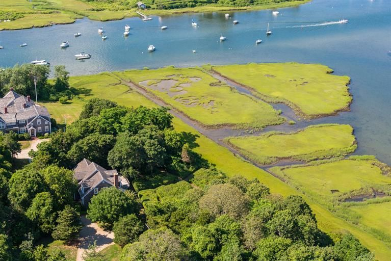 Chatham Real Estate - Cape Cod Waterfront , 22 Captain Sears, Chatham, MA   Listed at $1,775,000
