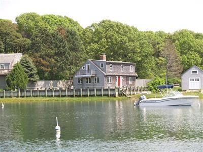 North Chatham Real Estate - Cape Cod Waterfront , 604 Orleans Road, North Chatham, MA   Listed at $895,000